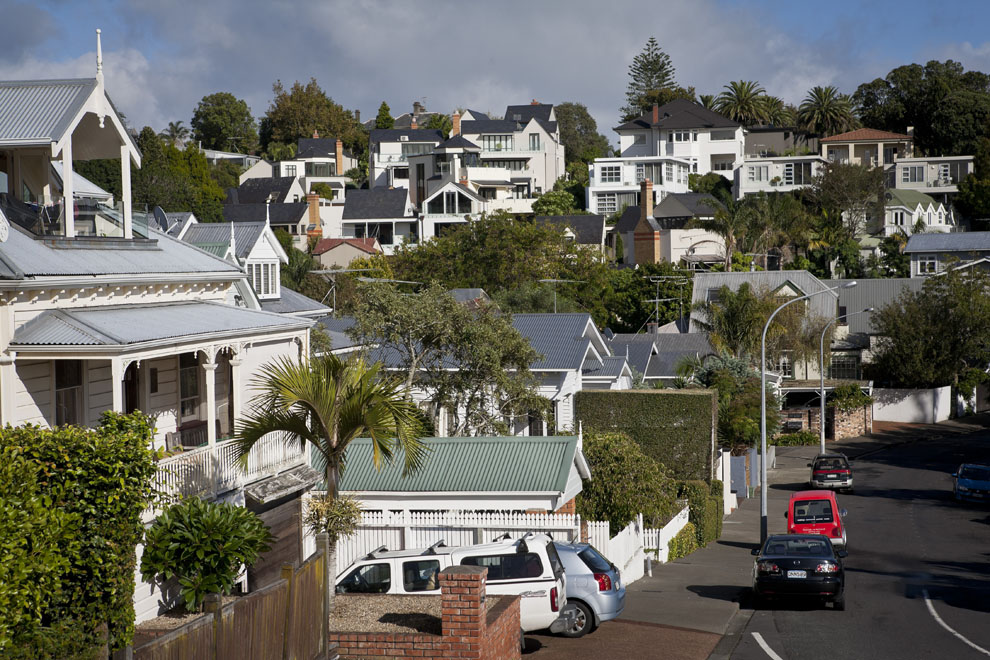 Auckland residential housing, meth risk in nice suburbs